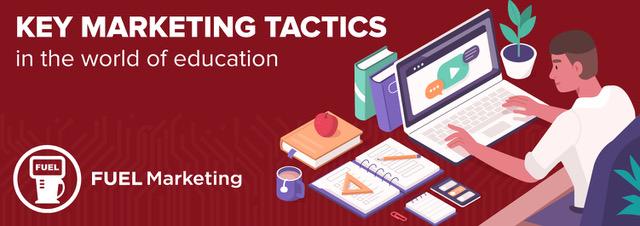 4 Key Marketing Tactics - FUEL Marketing