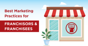 Best Marketing Practices for Franchisor & Franchisees Graphic